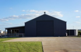 Hangar Hire